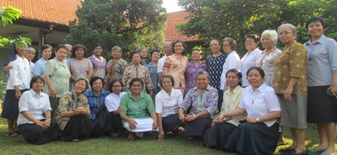 Good Shepherd Indonesia restructuring for Mission