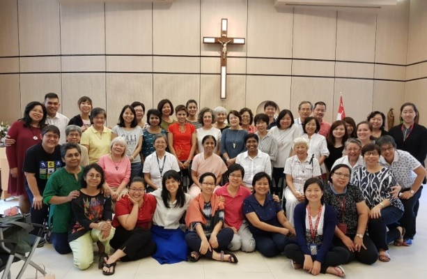 Power of the Word of God, a session in Singapore